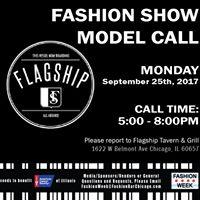 Chicagos Fashion Week Model Call