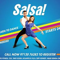 Salsa Sundays - New Beginner Batch (Vadodara)