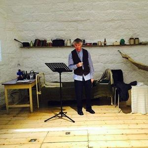 Strolling Through Ulysses at The Galway Fringe