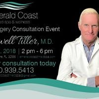 Cosmetic Surgery Consultation Event with J Howell Tiller MD
