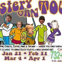 Mystery Van Tour - October Edition