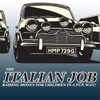The Italian Job 2017