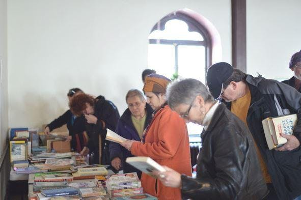Midtown Book Swap