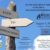 Path to Entrepreneurship - White Plains