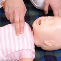 Paediatric Emergency First Aid Training