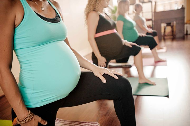 Prenatal Yoga Teacher Training Module 2 with Little Lotus Yoga