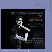 Contemporary dance classes - All levels
