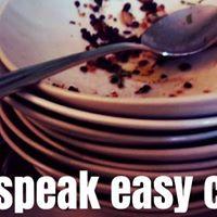 Speak Easy Club Goes Thanksgiving