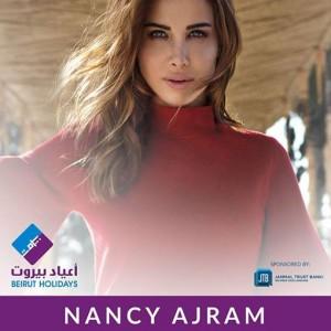 Nancy Ajram in Beirut Holidays 2018