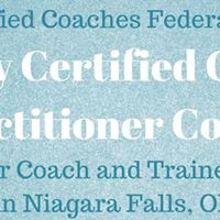 2 Day Certified Coach Practitioner Weekend Course