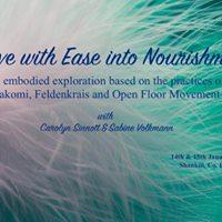 Hakomi Feldenkrais &amp Open Floor Movement workshop - Dublin