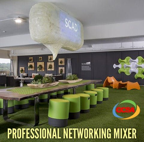 GCSA Professional Networking Mixer