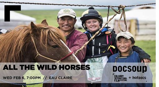 February Doc Soup All the Wild Horses