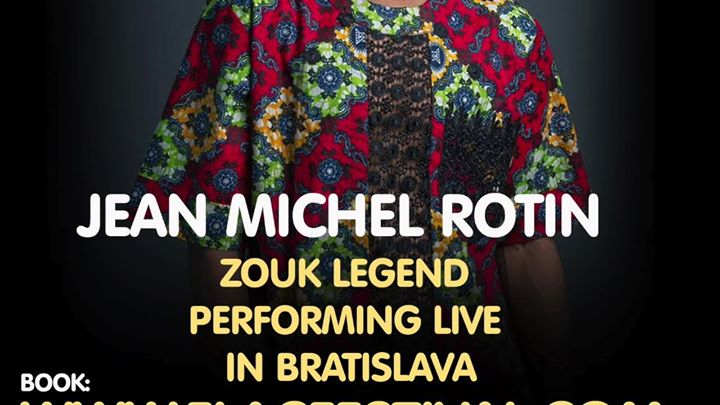 FLAC - Festival Live Music AngolanCuban Bratislava 2018