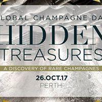 Hidden Treasures Champagne Dinner Perth
