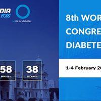 8th World Congress of DiabetesIndia