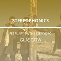 Stereophonics in Glasgow