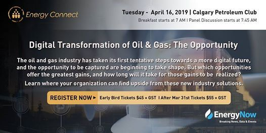 Digital Transformation of Oil & Gas  The Opportunity