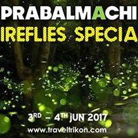 Trikon 381 Fireflies Special Trek &amp Camping