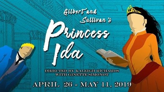 Princess Ida Auditions
