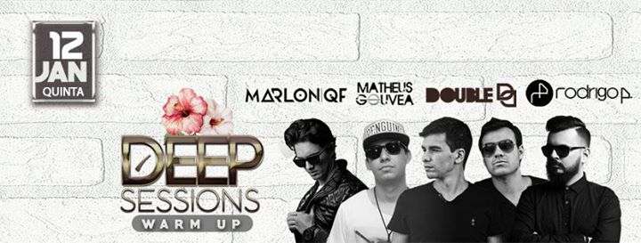Warm Up Deep Session na Nash