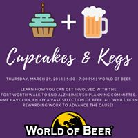 Cupcakes &amp Kegs