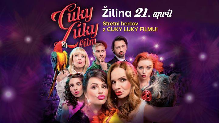 302e4d285 CUKY LUKY FILM v Žiline at CINEMAX ŽILINA, Zilina