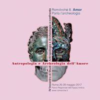 RomArch VIII - Antorpologia e Archeologia dellAmore
