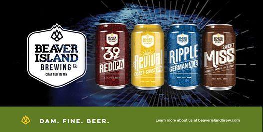 Beaver Island Brewing - Beer Tasting