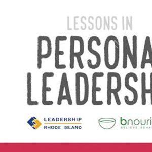 Lessons in Personal Leadership - bfed Nutrition