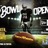 Super Bowl OPEN BAR no Yellow Pubmarine
