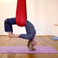 Aerial Yoga Workshop in Kassel