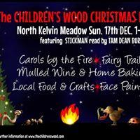 Childrens Wood Christmas Gathering