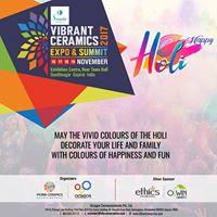 Vibrant Ceramics 2017 Expo &amp Summit