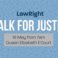 LawRight Walk for Justice