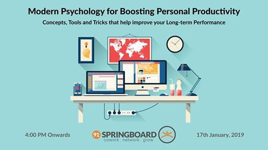 Modern Psychology for Boosting Personal Productivity