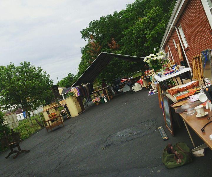 Church Rummage Sales This Weekend: Annual Church Yard Sale At 2205 Jett Rd, Kingsport,TN