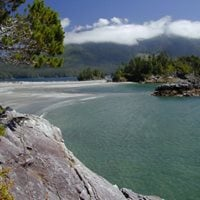 Nootka Island British Columbia 9 Day Guided Sea Kayak Trip