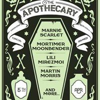 The Apothecary Cabaret  Volume XVII - Confinement