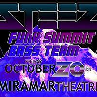 Steez - Funk Summit Bass Team [at] The Miramar Theatre 1020