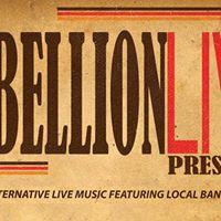 Rebellion Live Presents - 30th June 2017