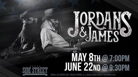 Jordans & James