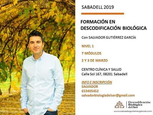 Formacin De Biodescodificacin Biolgica