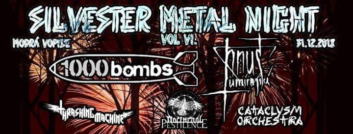 Silvester Metal Night vol. 6
