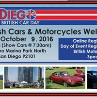 British Car Day At Embarcadero Morina San Francisco County