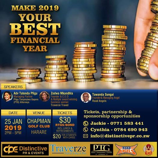 Your Best Financial Year