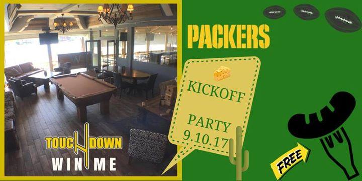 AZ Green Bay Packer Cheesehead Kickoff Bash