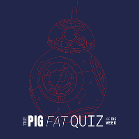 The Pig Fat Quiz of the week - does the Ultimate Star Wars Quiz! at