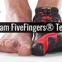 Vibram FiveFingers Test Day
