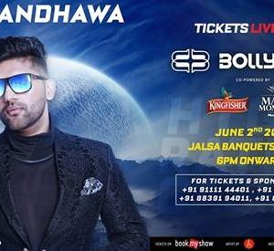 Bollyboom presents Guru Randhawa - Indore